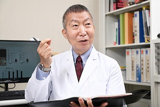 医学博士 米田幸雄